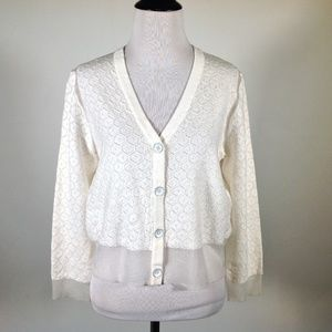 New Rag & Bone Cardigan Sweater Womens Large